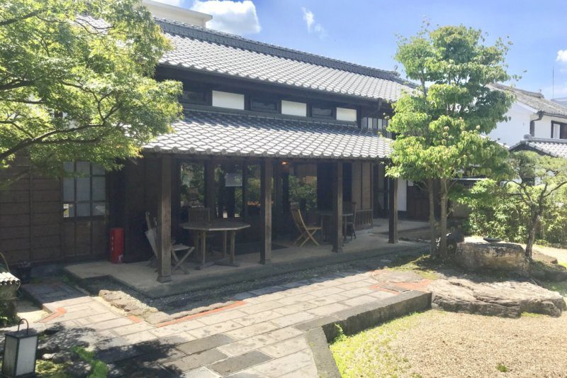 【臼杵市】ランチができるカフェ:茶房 長屋門