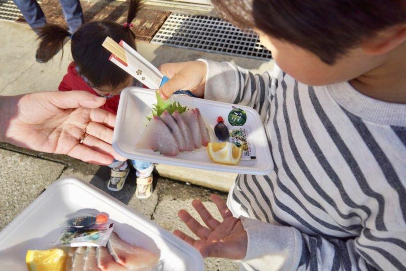 【海鮮丼】臼杵のお魚っておいしいのかな?