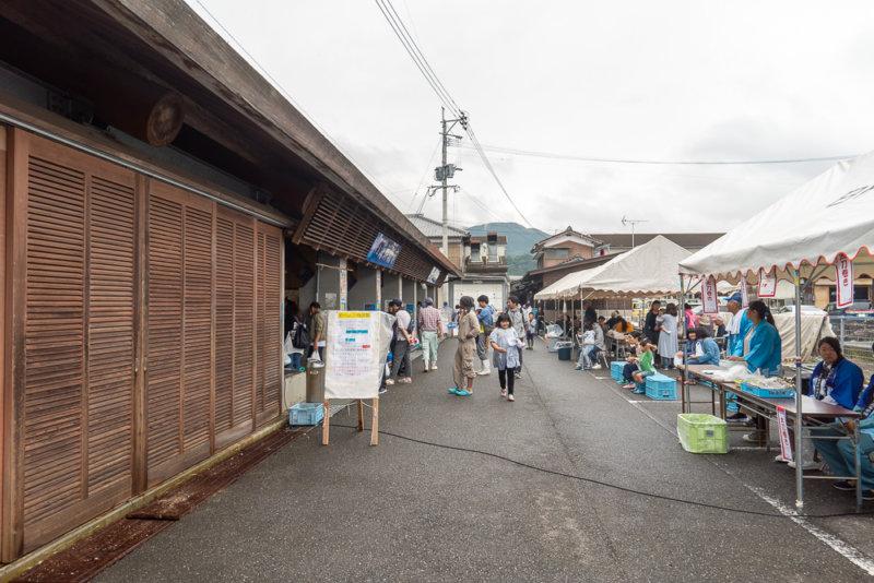 うすき海鮮朝市大感謝祭!にいってきた!