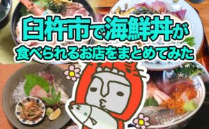 臼杵市で海鮮丼が食べられるお店をまとめてみた