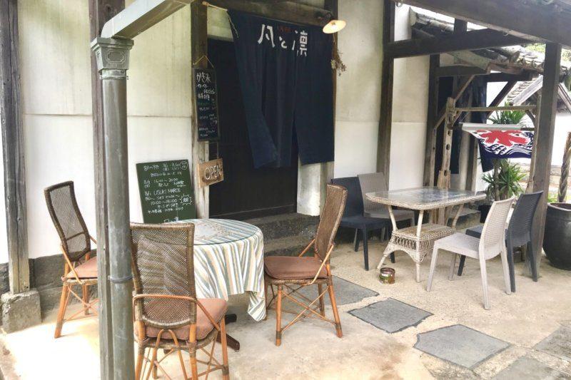 【臼杵市】ランチができるカフェ:凡と凛