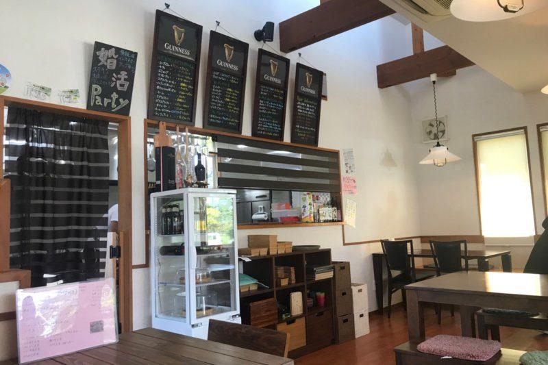 キッチンとカフェのお店 Passo(パッソ)の店内