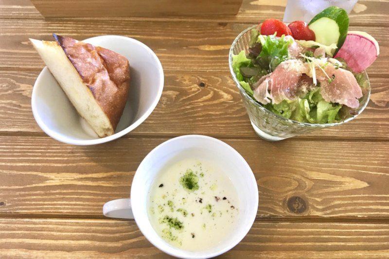 キッチンとカフェのお店 Passo(パッソ)パスタセット