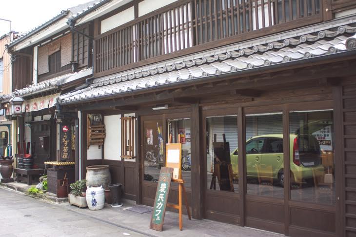 【臼杵市】ランチができるカフェ:農民カフェ